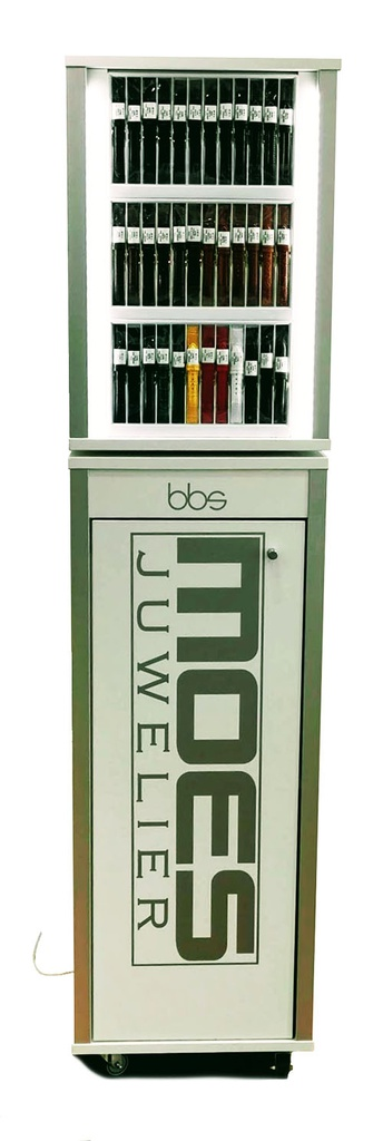 Display - vitrine bbs